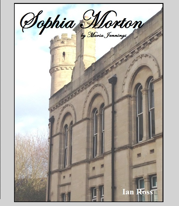 Sophia Morton book cover